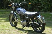 Oldtimer Yamaha SR 500 Bj83