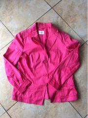 Jacke von Tuzzi kurz Pink