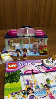 Lego Friends 41007 Hundesalon