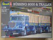 Bausätze Trucks von Revell aus