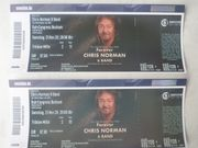 Chris Norman 2 Karten Tickets
