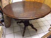 antiker Kirschbaum-Tisch