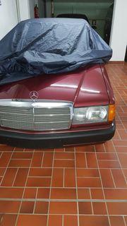 Mercedes 190E H Kennzeichen Automatik