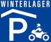 Stellplatz Motorrad Winterlager