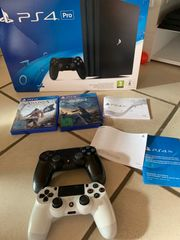 PS4 Pro 1TB Top Zustand