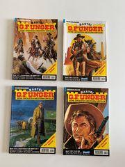 Western-Bestseller und Bastei-Romane