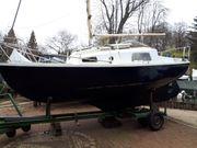 Suche Trailer für Segelboot