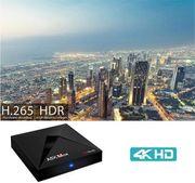 A5X Max Smart TV Box