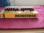 Minitrix Schienenbus