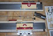 Strickmaschine Grobstricker brother KH 270