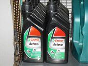 2-Takter Öl Castrol Mannol u