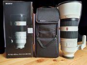 Sony SEL 100-400 mm 4 5-5