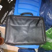 Laptop-Tasche Notebook-Tasche zum Umhängen schwarz