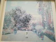 Claude Monet Garten in Argenteuil