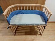 Babybay Beistellbett inkl Matratze Nest