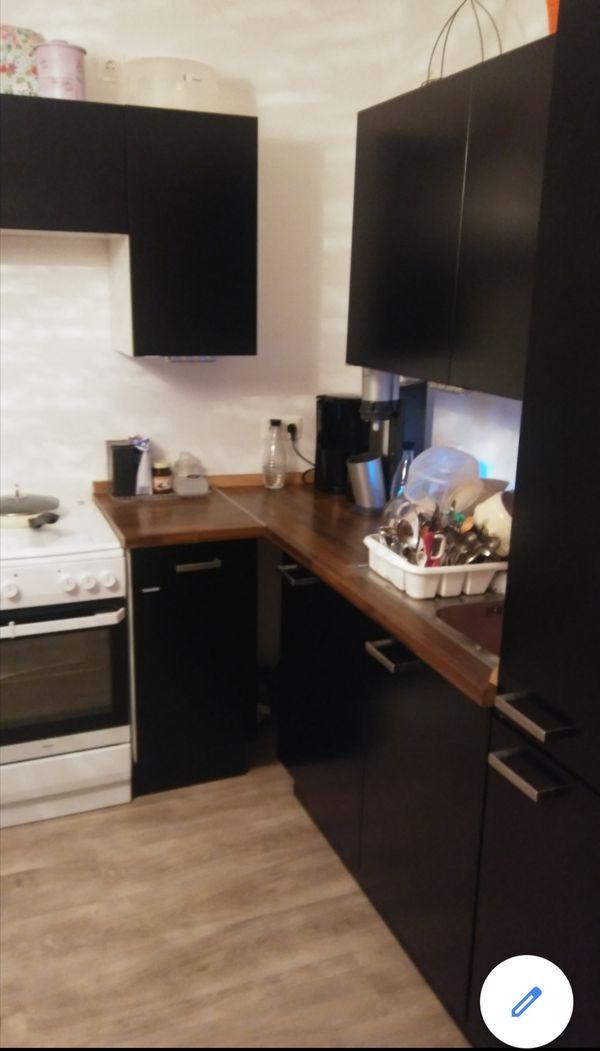 Ikea Küche inkl E-Geräte