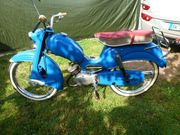 Oldtimer Moped u Teile