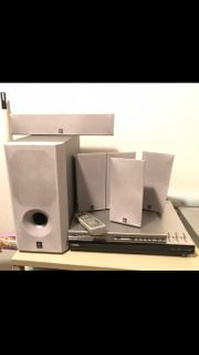 Yamaha DVD Home Sound System
