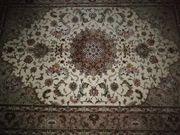 Perserteppich Echter Täbris 2x3m Iran
