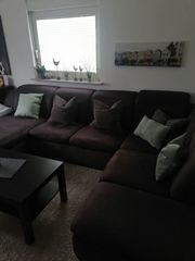 Couch sehr gepflegt - U-Form Farbe