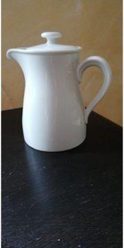 8 Kaffeekännchen Fürstenberg Porzellan