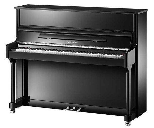Klavier Ritmüller Classic 118 schwarz