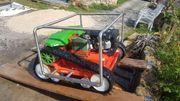 AGRIA 9500 PREMIUM - Mähraupe Kompaktmäher