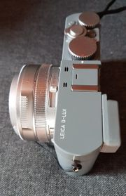 leica D-Lux 109 Solid Gray