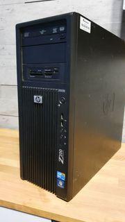 HP Z200 Workstation Xeon X3450