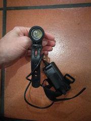 Fahrradbeleuchtung Vorne BTWIN 900 MTB