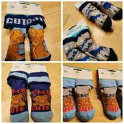 6 Paar Socken Söckchen Baby