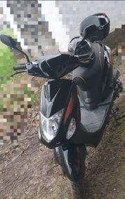Motorroller NEW JET 50 ccm