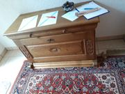 Biedermeier Vintage Retro Highboard Sideboard