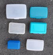 Kunststoff Jause Boxen Büchsen