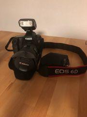 Canon 6D Vollformat-CMOS-Sensor mit 20
