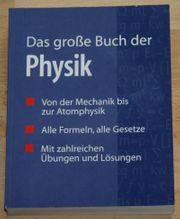 Das große Buch der Physik - Nachschlage-Werk