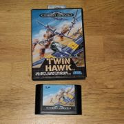 Sega Mega Drive Spiel Twin