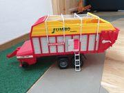 Bruder Jumbo Ladewagen