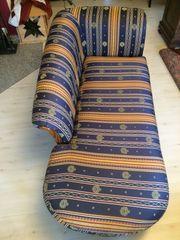 NIERI Design-Garnitur - Recamiere und 2 Sessel