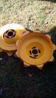 Metall Räder für MF 70