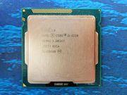 Intel CPUs Core i3-3220 Pentium