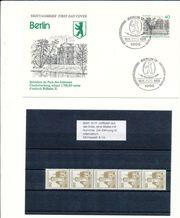 Briefmarken BERLIN