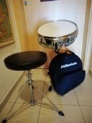 snare drum millenium