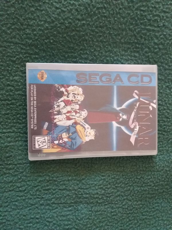 Sega Mega CD Spiel - Lunar
