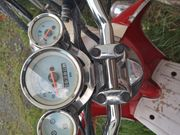 Ich verkaufe eine Mofa Moped