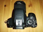 Canon EOS 700D neuwtg 2369