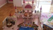 Schloss und Küche von Playmobil