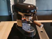 SMEG Siebträger Espressomaschine