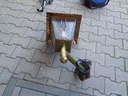 Alte große Laterne zu verkaufen