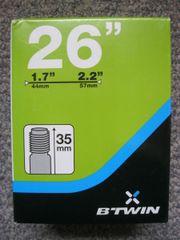 Fahrradschlauch 26x1 7 2 2